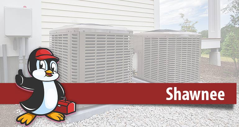 Emergency HVAC Service in Shawnee logo
