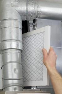 AC Filter Installation
